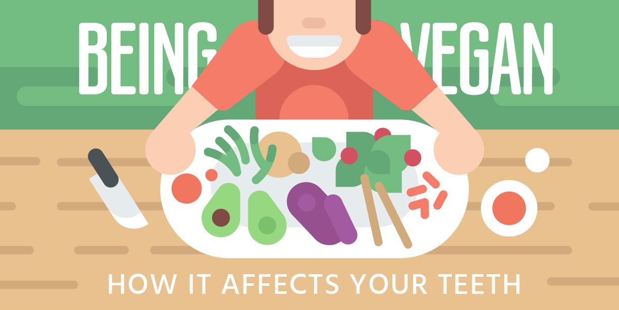 How Being A Vegan Affects Your Teeth